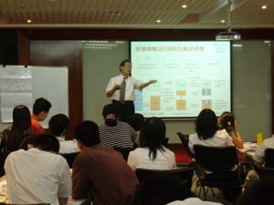 蒋维豪老师展示快速换模法的威力和功效