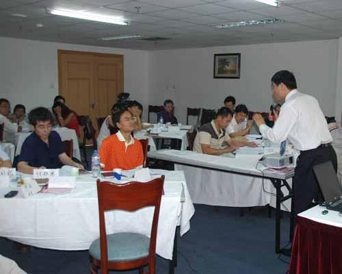 《专业销售与服务技能》培训顺利结案