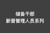���(bei)干部、新�x管(guan)理人(ren)�T系列